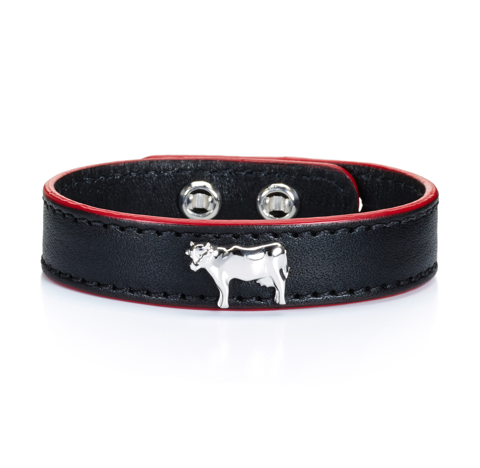 Thick Cuts Cow Bracelet