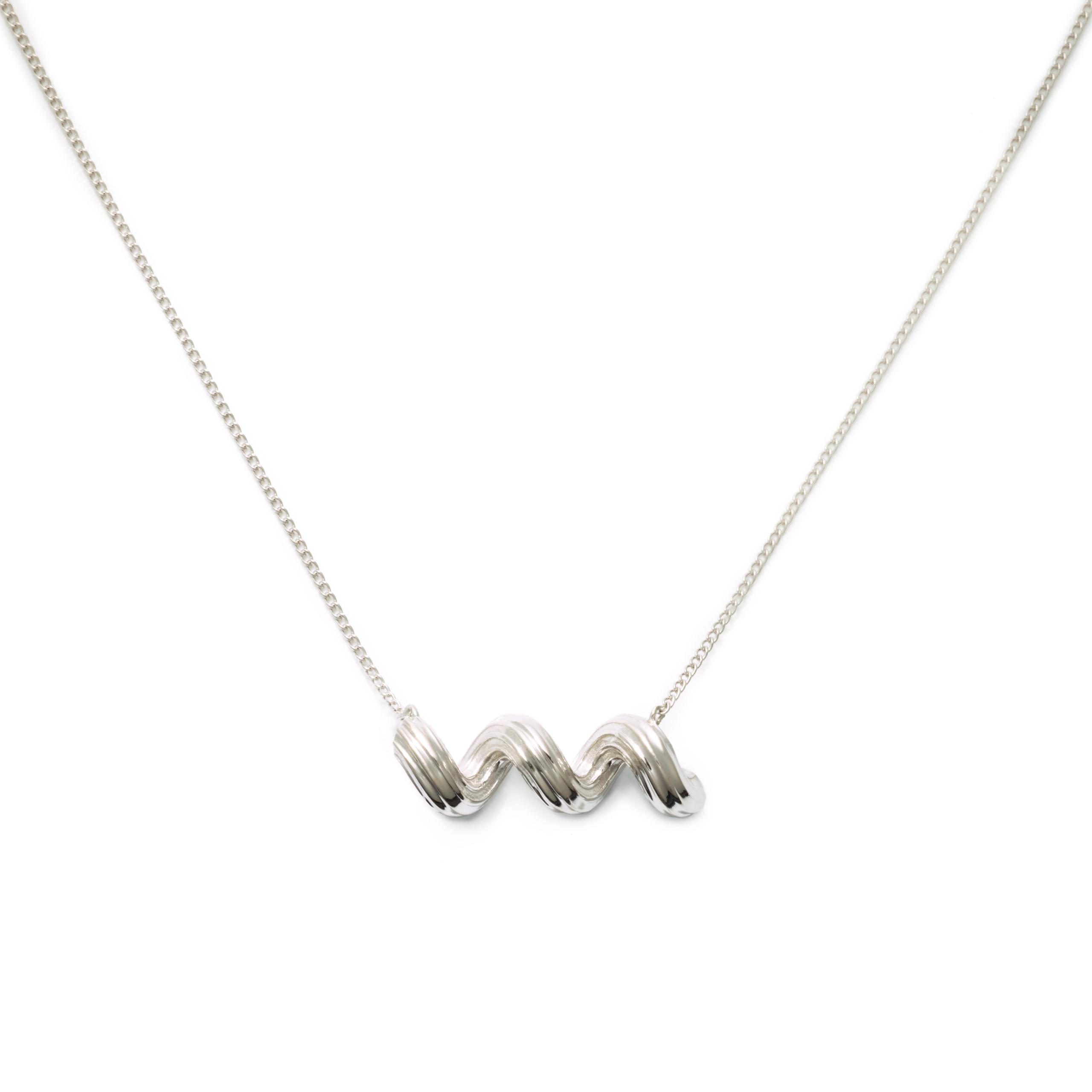 Sterling Silver Cellentani Necklace