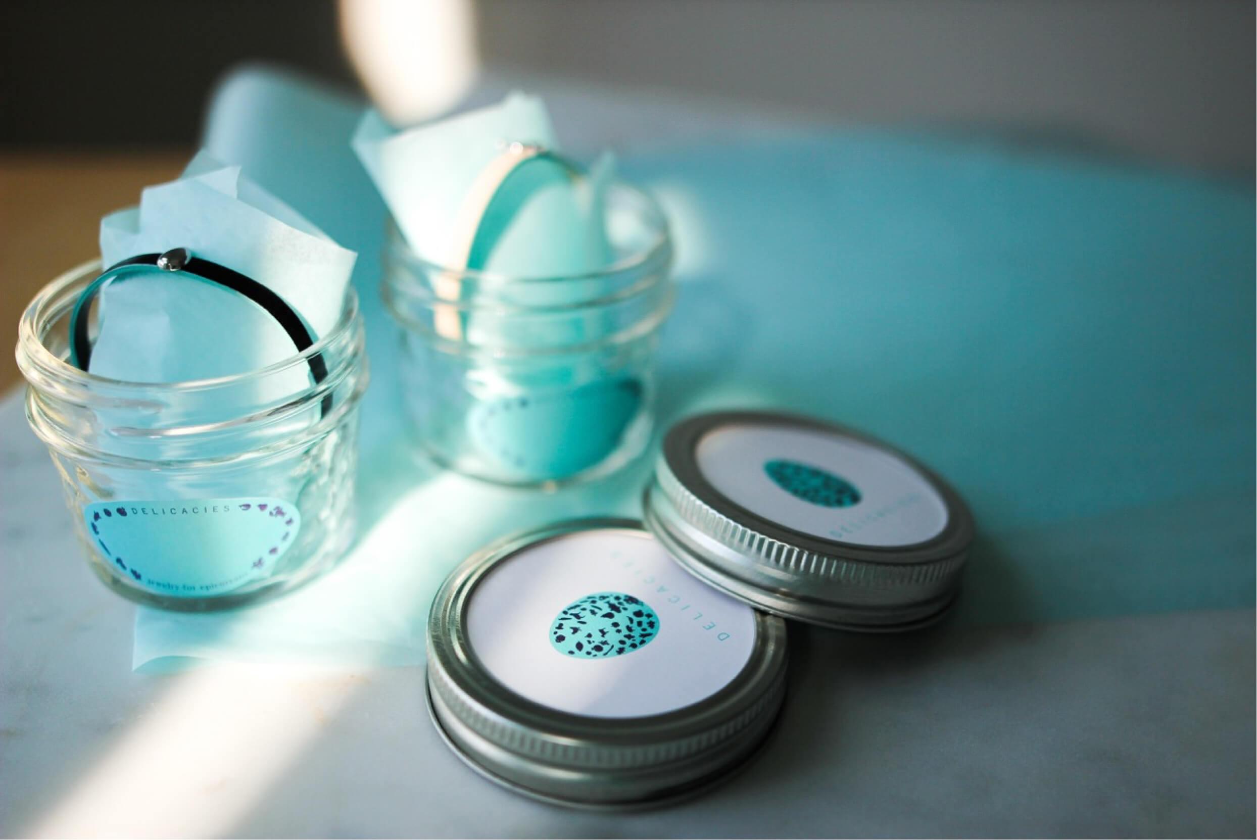 Blue Jars