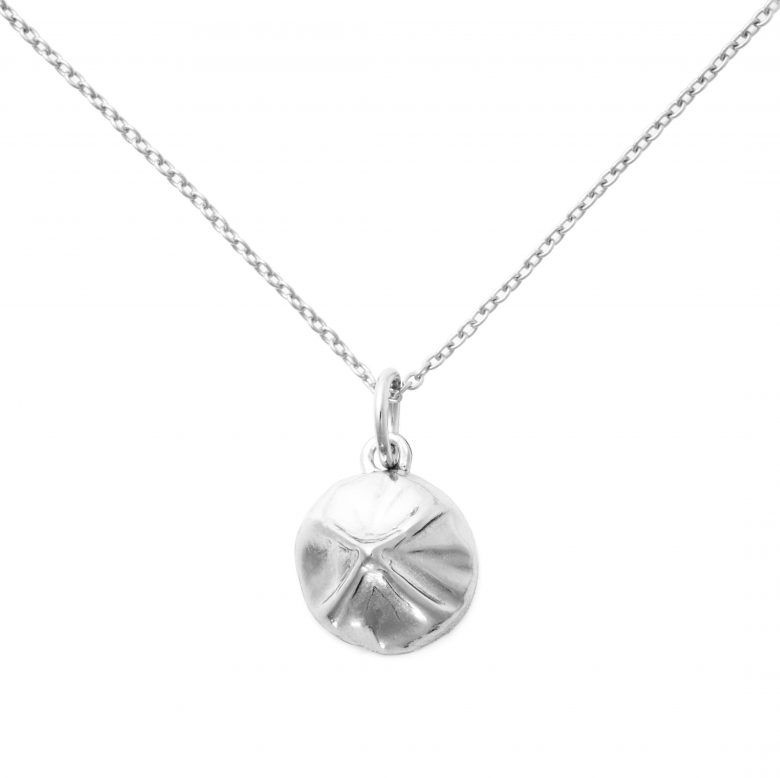 Momo Necklace, Sterling Silver